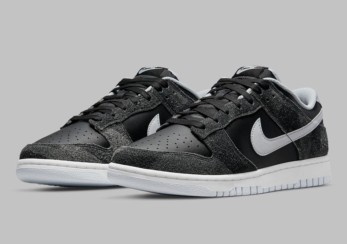 Nike Dunk Low PRM ''Animal Pack'' - Black - DH7913-001
