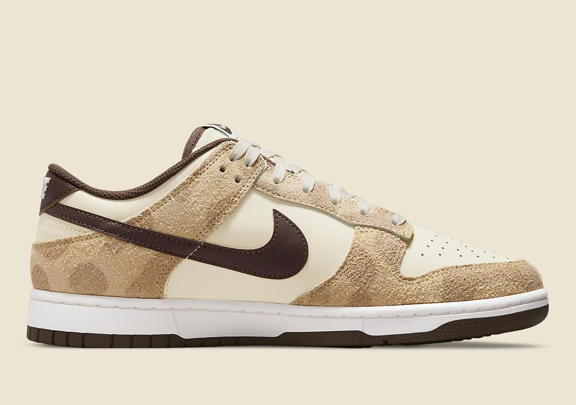 Nike Dunk Low PRM ''Animal Pack'' - Giraffe - DH7913-200