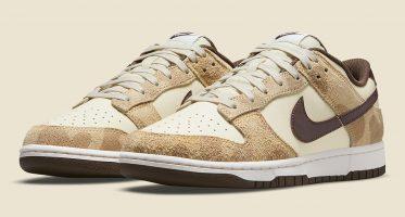 NikeDunk Low ''Giraffe''