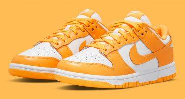 NikeDunk Low ''Laser Orange''