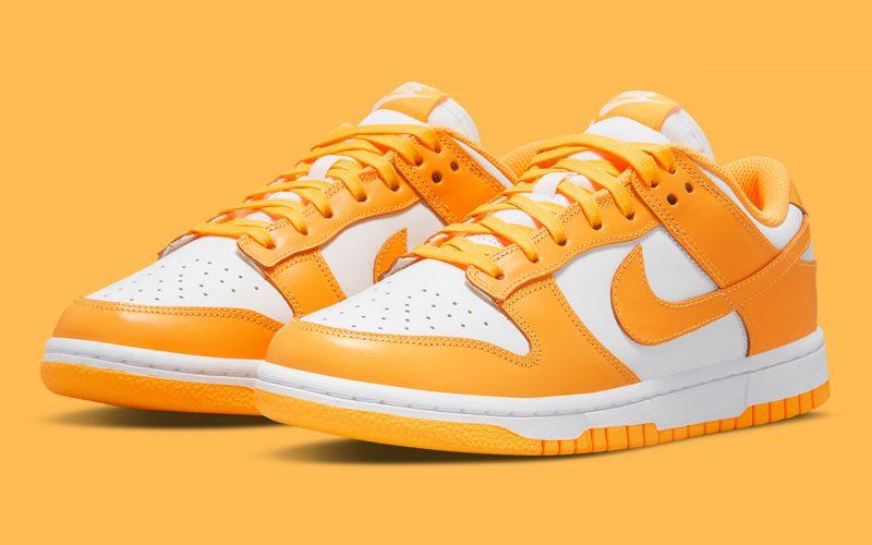 Nike Dunk Low WMNS ''Laser Orange'' - DD1503-800