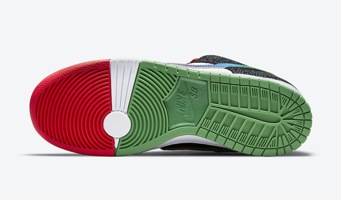 Nike SB Dunk Low ''What The P-Rod'' - CZ2239-600