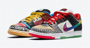 NikeSB Dunk Low ''What The Paul''