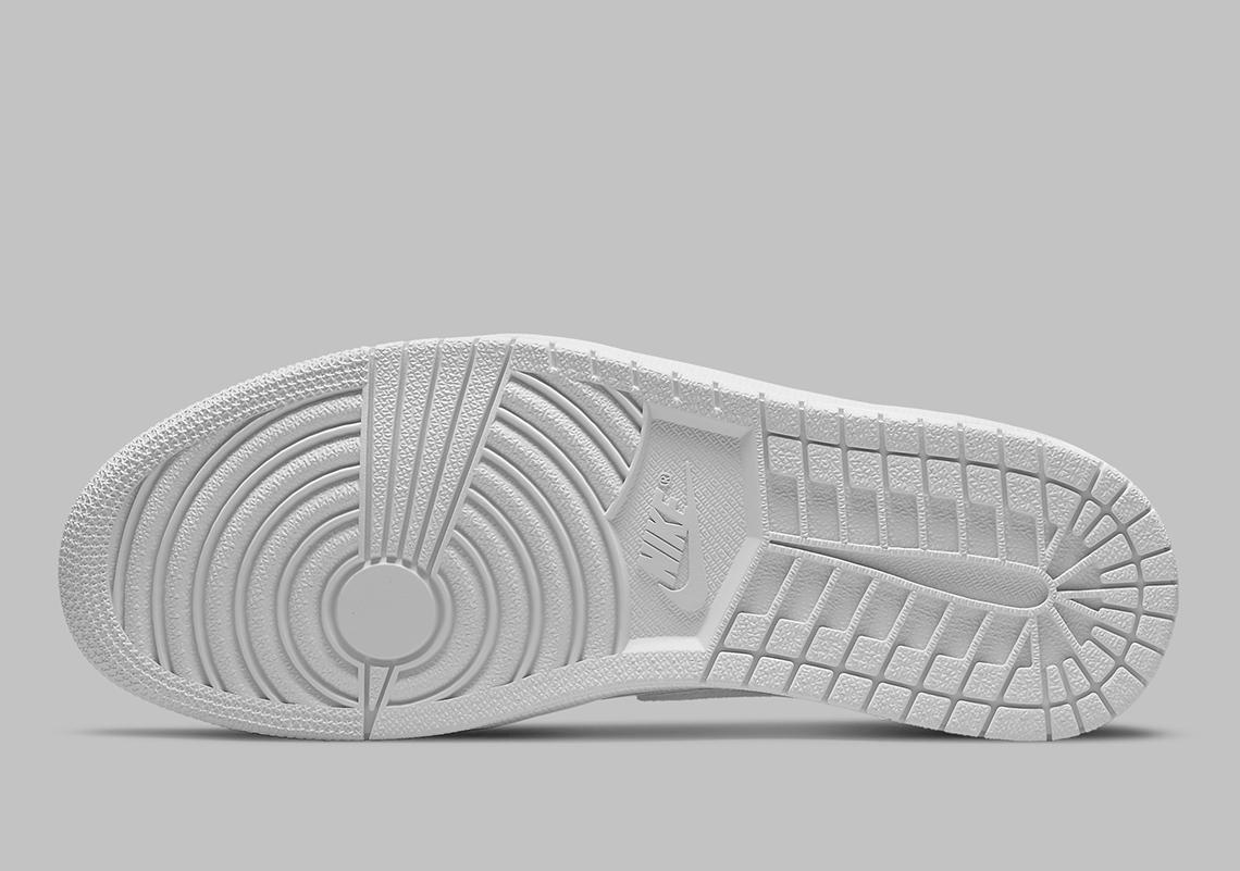 Air Jordan 1 Low OG ''Neutral Grey'' - CZ0790-100
