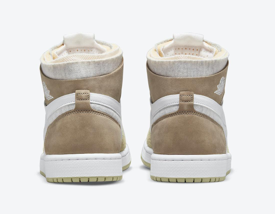 Air Jordan 1 Zoom Comfort WMNS ''Olive Aura'' - CT0979-102