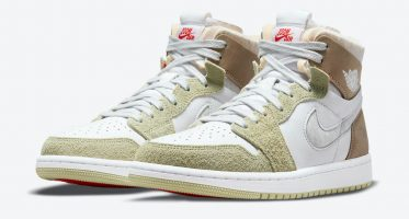 Air Jordan1 Zoom Comfort WMNS ''Olive Aura''