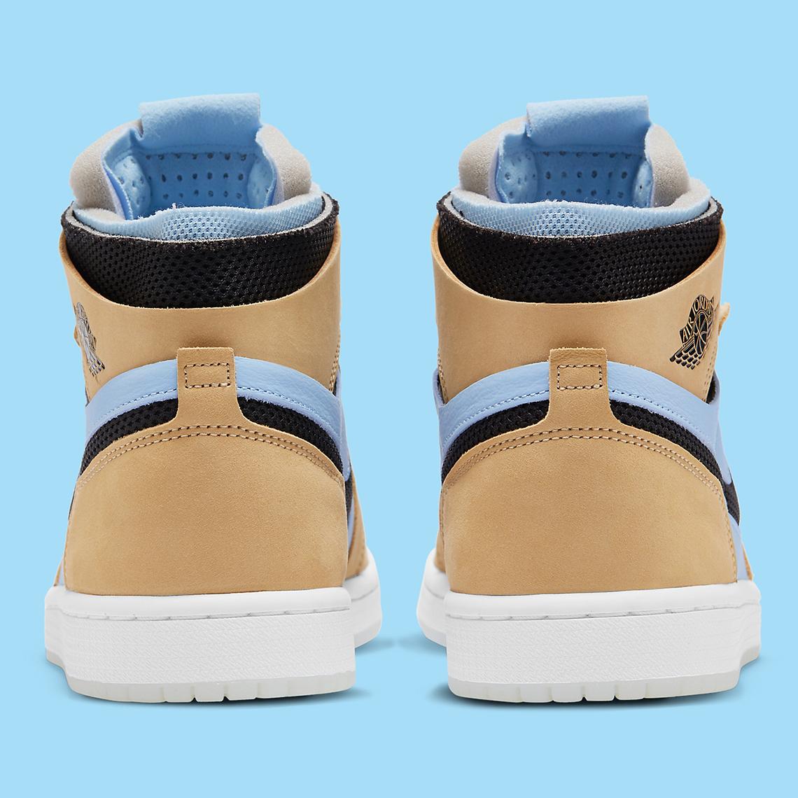 Air Jordan 1 Zoom Comfort WMNS ''Psychic Blue'' - CT0979-400