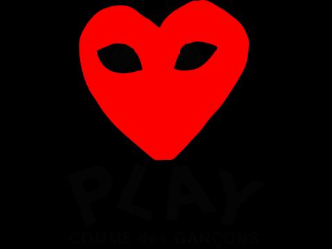 Comme des Garçons - PLAY- Logo