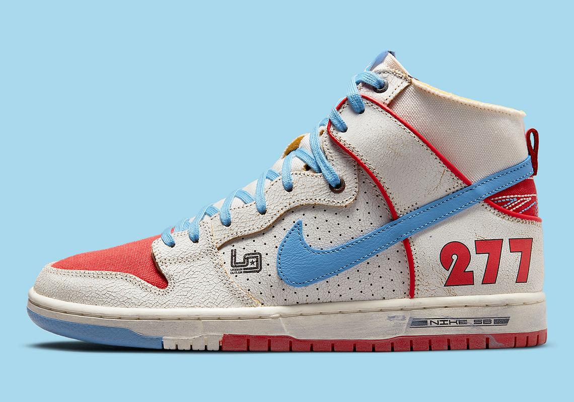 Ishod Wair x Magnus Walker x Nike SB Dunk High Pro - DH7683-100