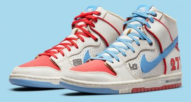 Ishod WairMagnus Walker x Nike SB Dunk High Pro