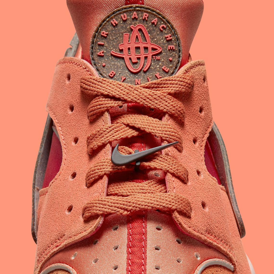 Nike Air Huarache ''Turf Orange'' - DM6238-800