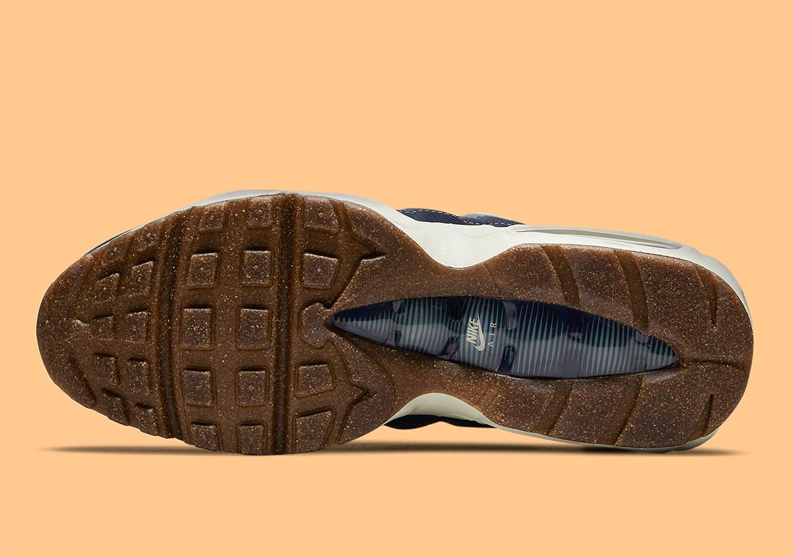 Nike Air Max 95 ''Obsidian Cork'' - DC3991-400