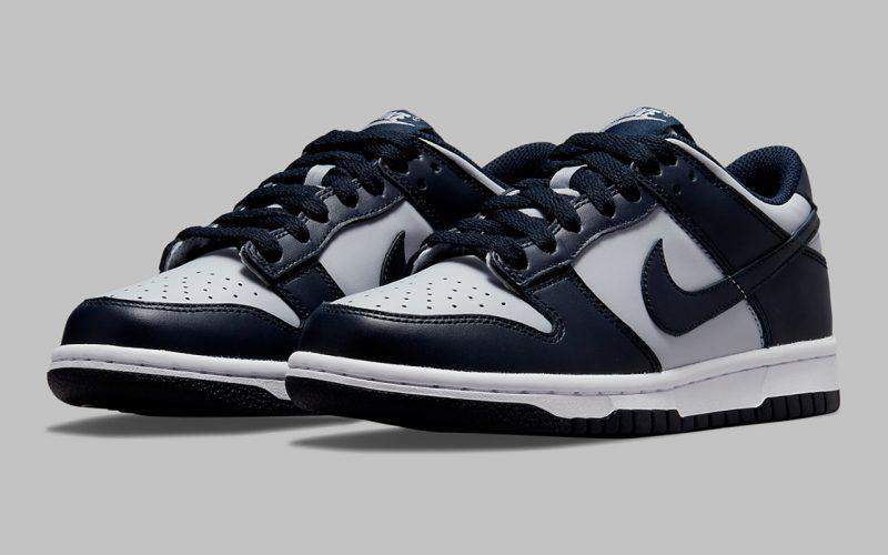 Nike Dunk Low GS ''Georgetown'' - CW1590-004