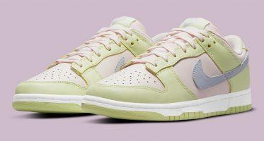 NikeDunk Low ''Lime Ice''