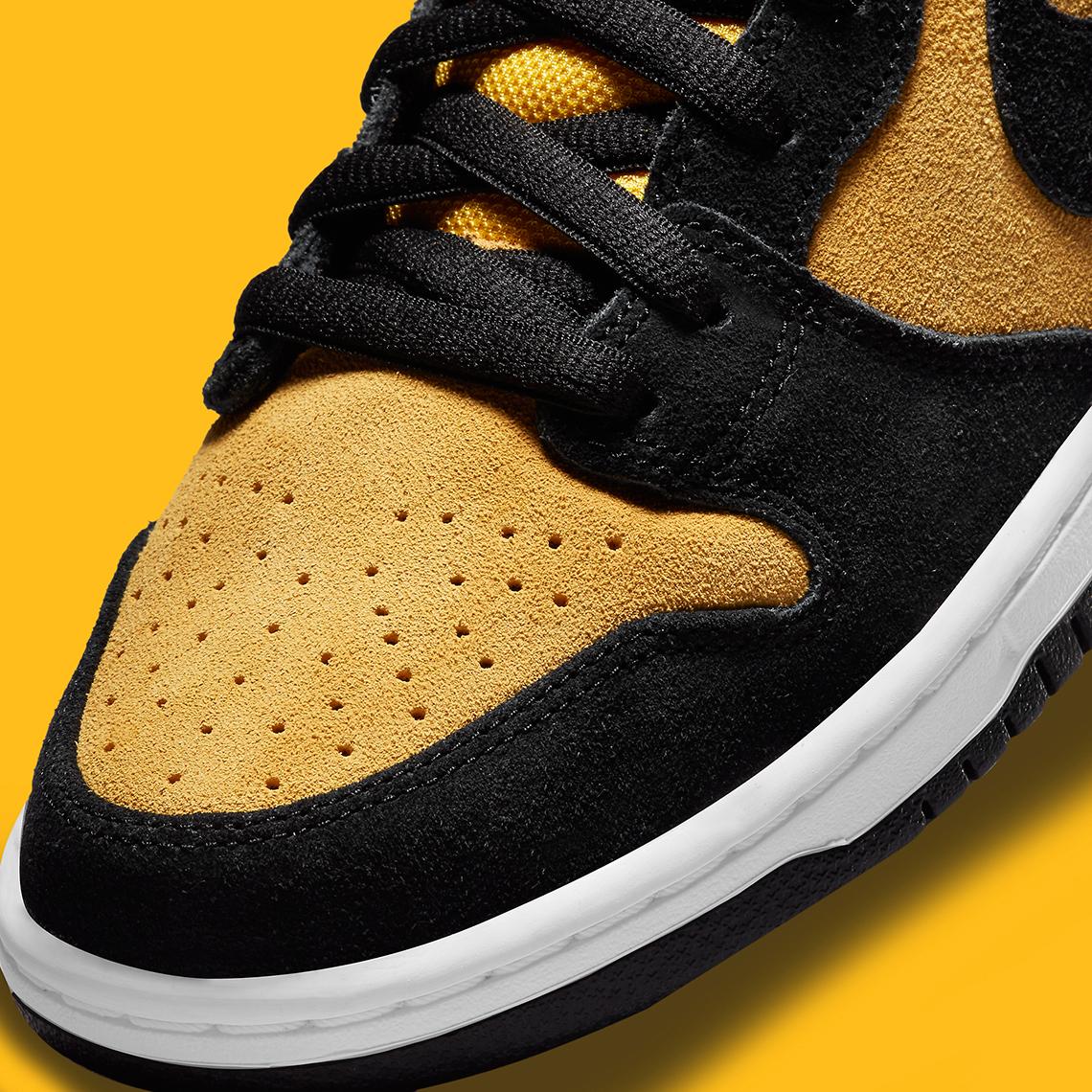 Nike SB Dunk High Pro ''Reverse Iowa'' - DB1640-001