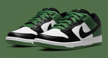 NikeSB Dunk Low ''Classic Green''