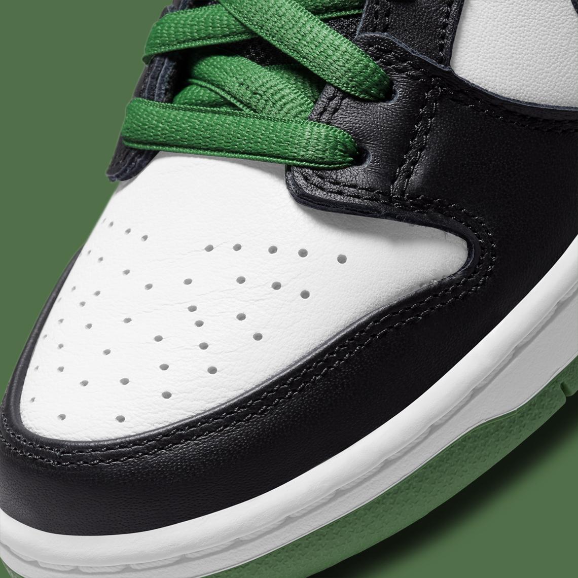 Nike SB Dunk Low ''Classic Green'' - BQ6817-302