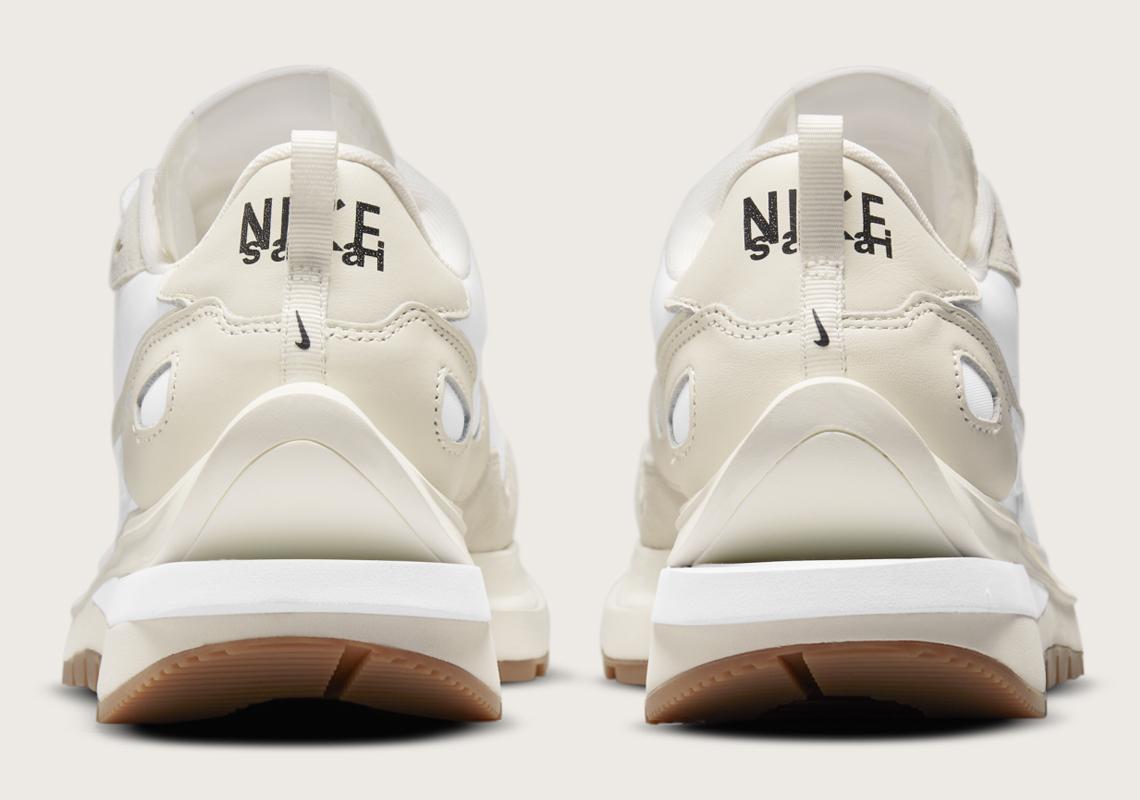 Sacai x Nike VaporWaffle ''Sail'' - DD1875-100
