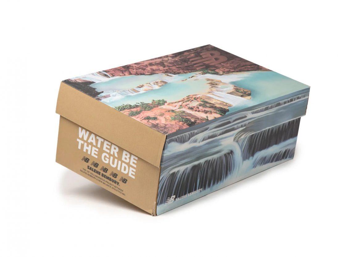 Salehe Bembury x New Balance 2002R ''Water Be The Guide'' - ML2002RJ