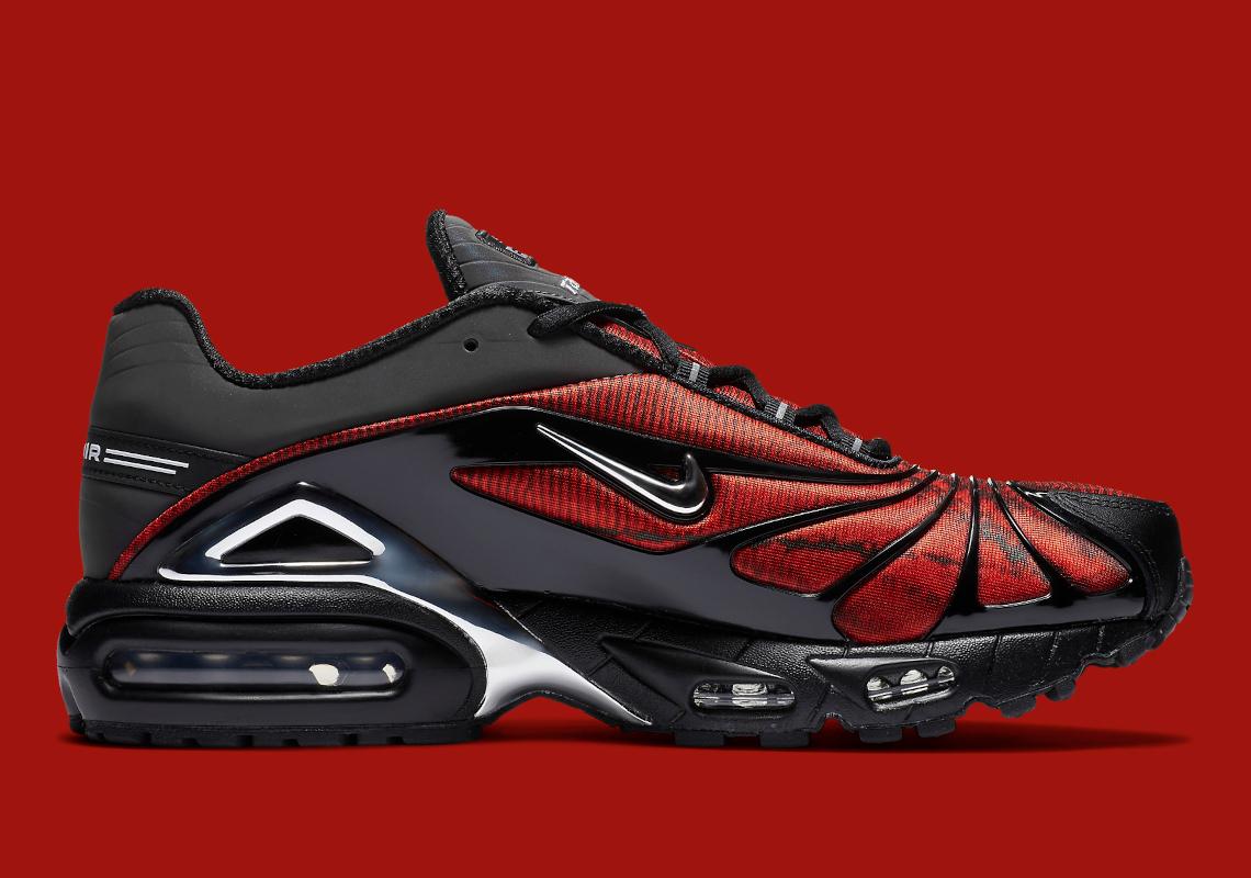 Skepta x Nike Air Max Tailwind 5 ''Bloody Chrome'' - CU1706-001