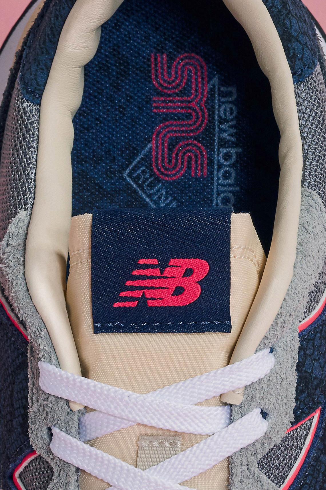 SNS x New Balance 237 ''Blue Racer'' - MS237NS