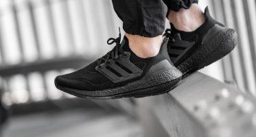 adidasUltraboost 21 ''Triple Black''