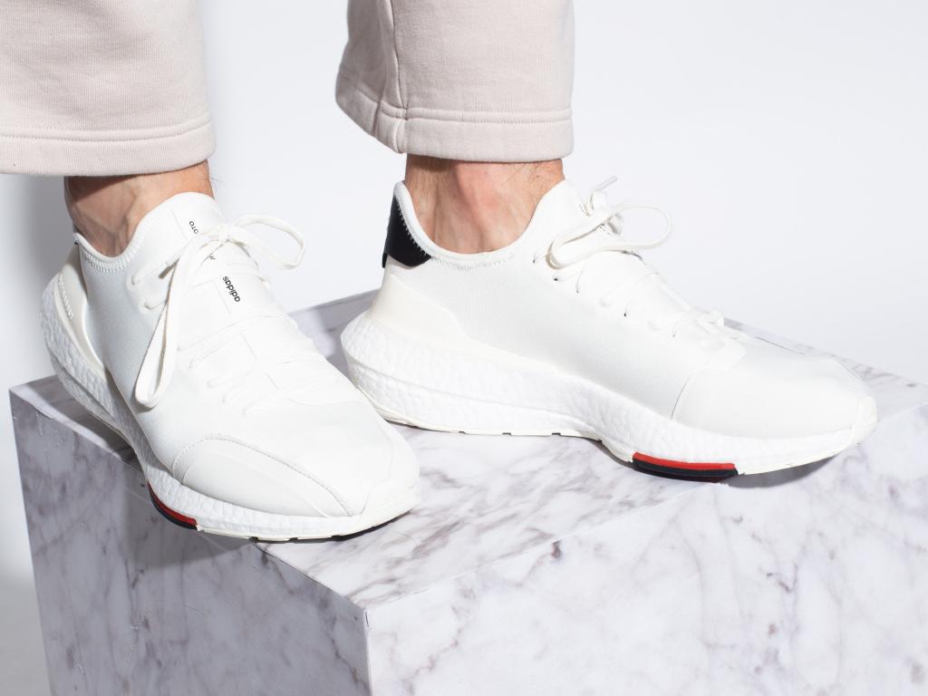 adidas Y-3 Ultraboost 21 - White