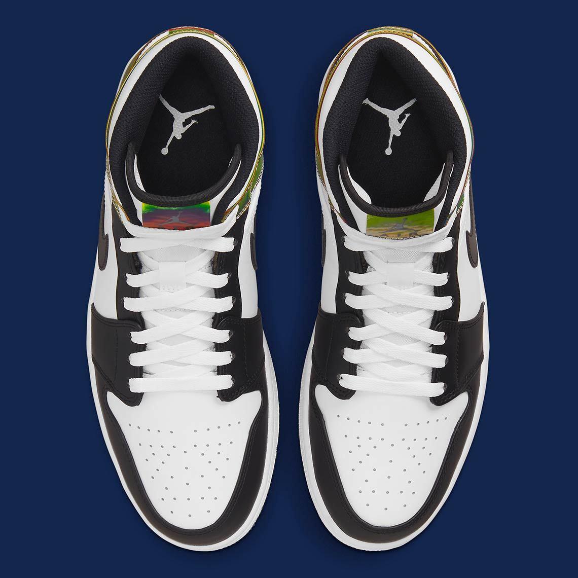 Air Jordan 1 Mid ''Reactive'' - DM7802-100