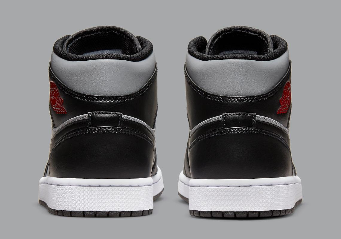 Air Jordan 1 Mid ''Shadow'' - 554724-096
