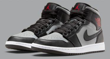 Air Jordan1 Mid ''Shadow''