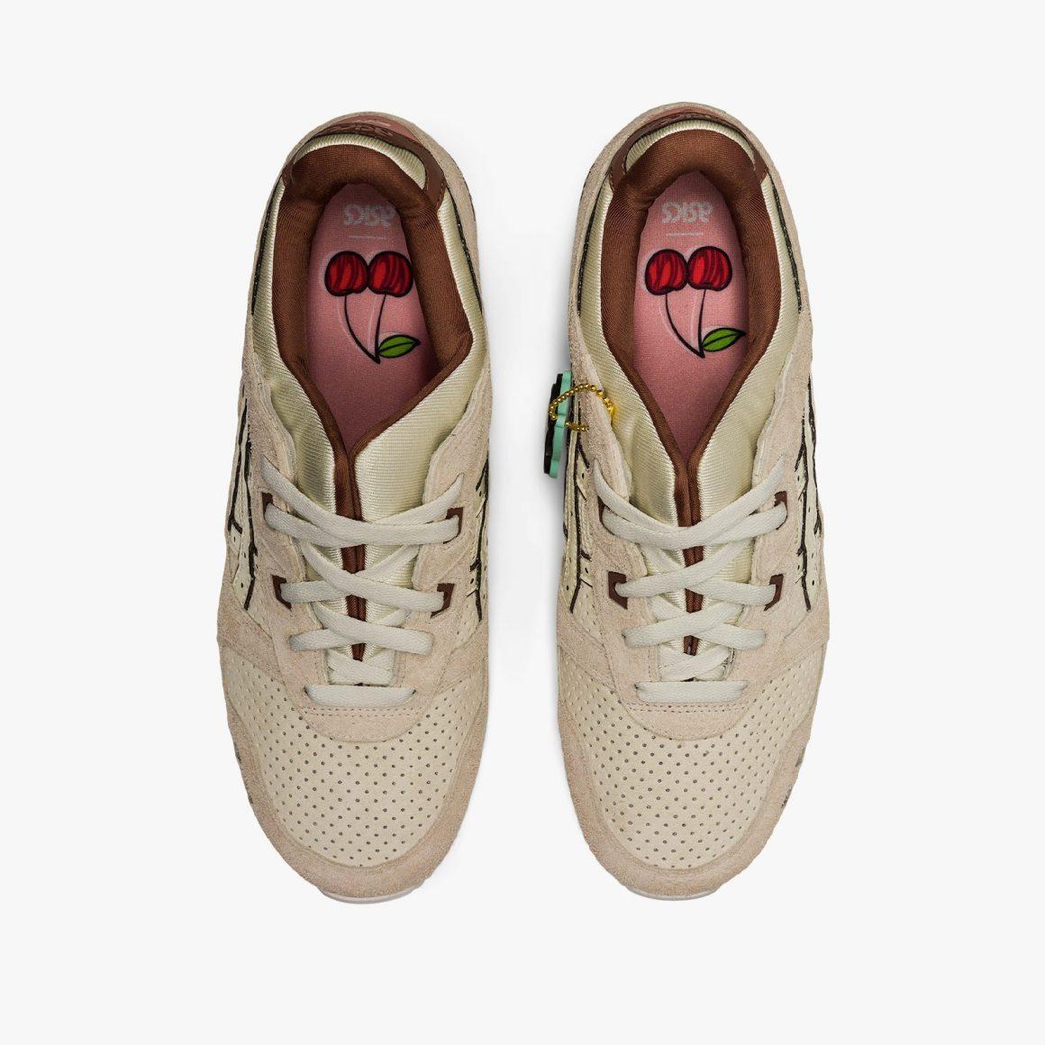 Nice Kicks x ASICS GEL-Lyte 3 ''Nice Cream'' - 1201A460-750