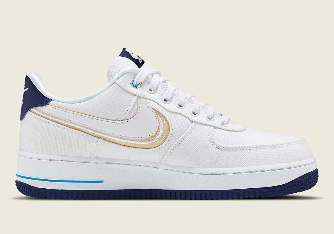 Nike Air Force 1 Low PRM ''Blue Void'' - DB3541-100