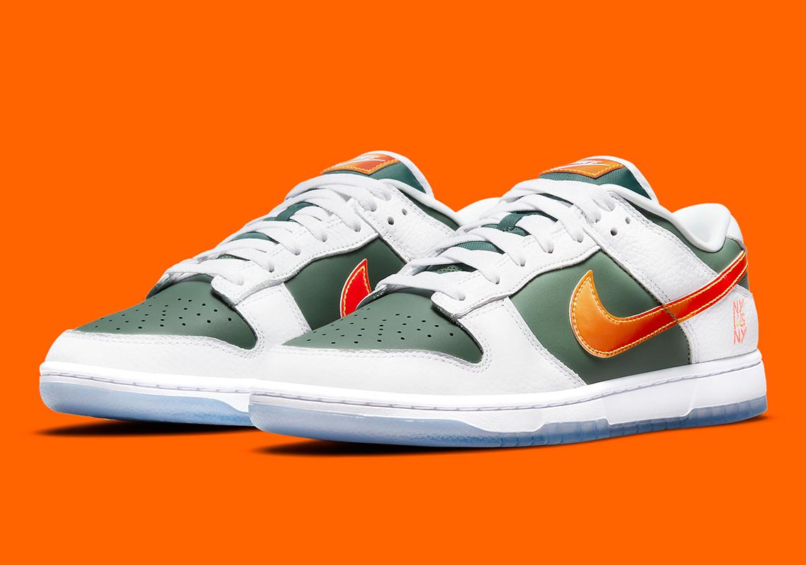Nike Dunk Low ''NY vs NY'' - DN2489-300