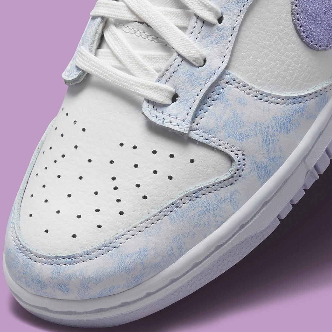 Nike Dunk Low ''Purple Pulse'' - DM9467-500