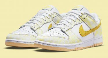 NikeDunk Low WMNS ''Yellow Strike''