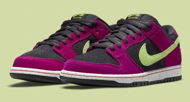 NikeSB Dunk Low Pro ''Red Plum''