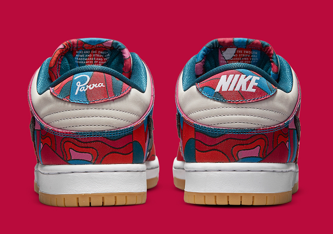 Parra x Nike SB Dunk Low ''Abstract Art'' - DH7695-600
