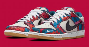 ParraNike SB Dunk Low ''Abstract Art''