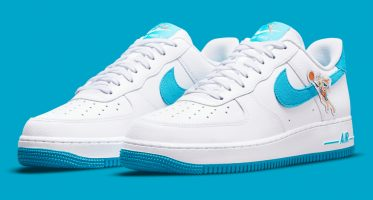 Space JamNike Air Force 1 '07 ''Hare''