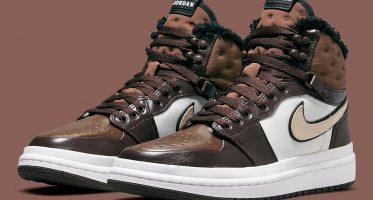 Air Jordan1 Acclimate ''Light Chocolate''