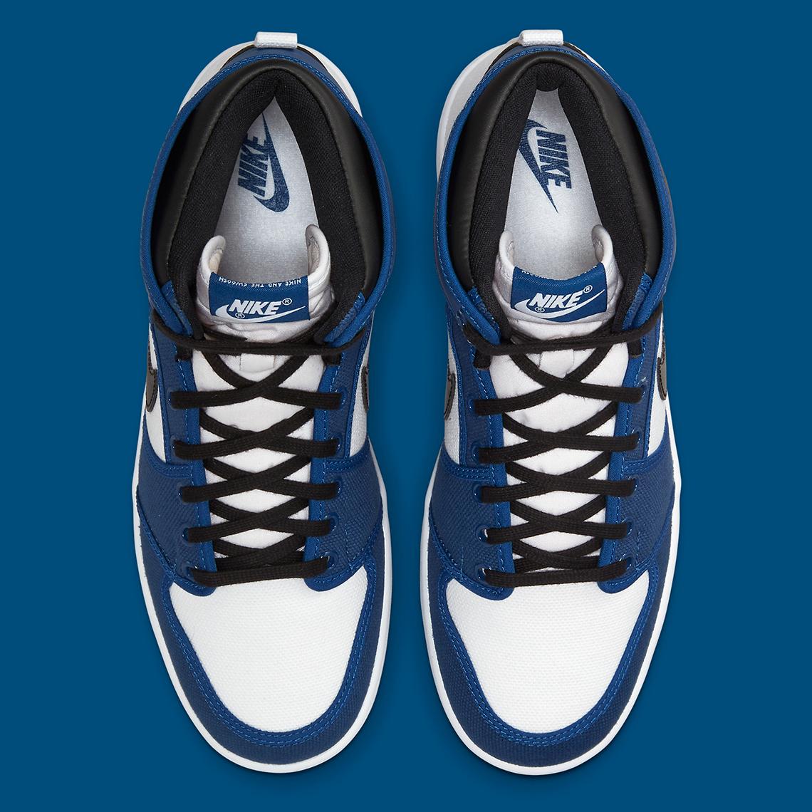 Air Jordan 1 AJKO ''Storm Blue'' - DO5047-401
