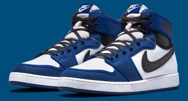Air Jordan1 KO ''Storm Blue''