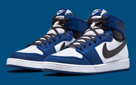 Air Jordan 1 KO ''Storm Blue''