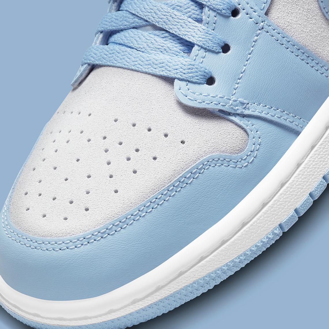Air Jordan 1 Low WMNS ''University Blue'' - DC0774-050