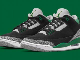 Air Jordan 3 ''Pine Green'' - CT8532-030