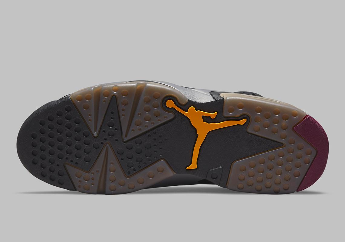 Air Jordan 6 ''Bordeaux'' - CT8529-063