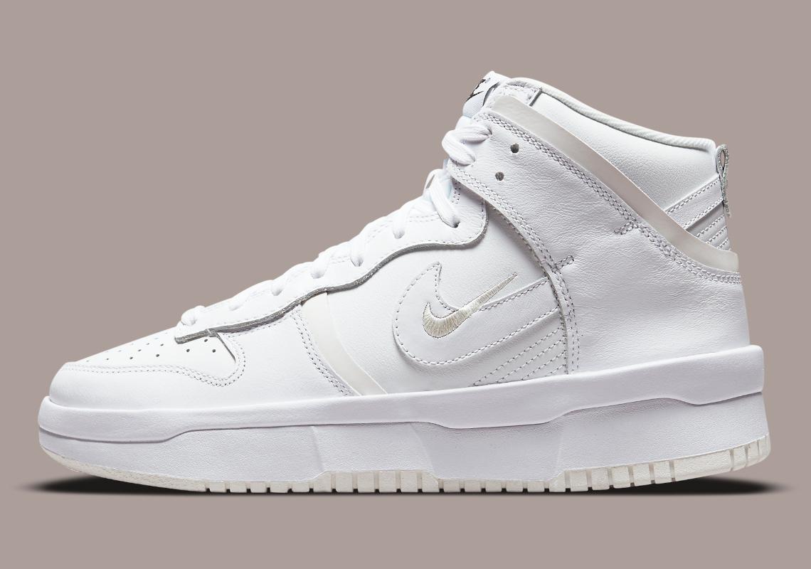 Nike Dunk High Up ''Summit White'' - DH3718-100