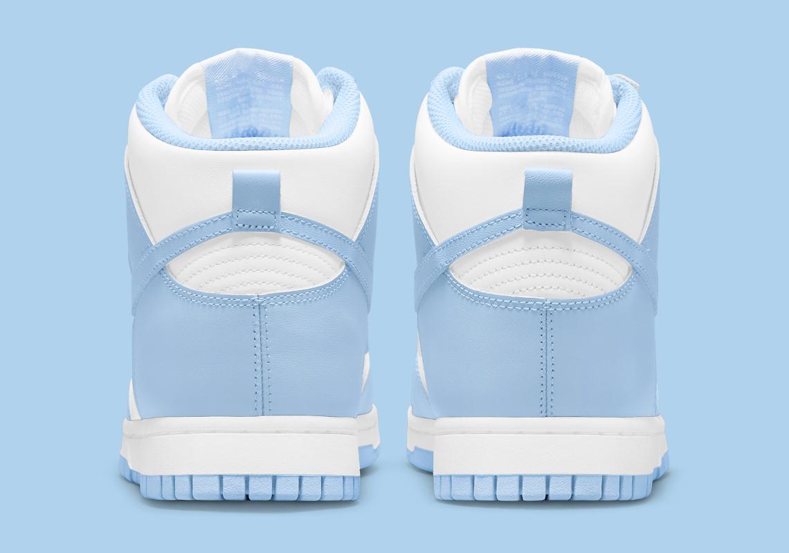 Nike Dunk High WMNS ''Aluminium'' - DD1869-107