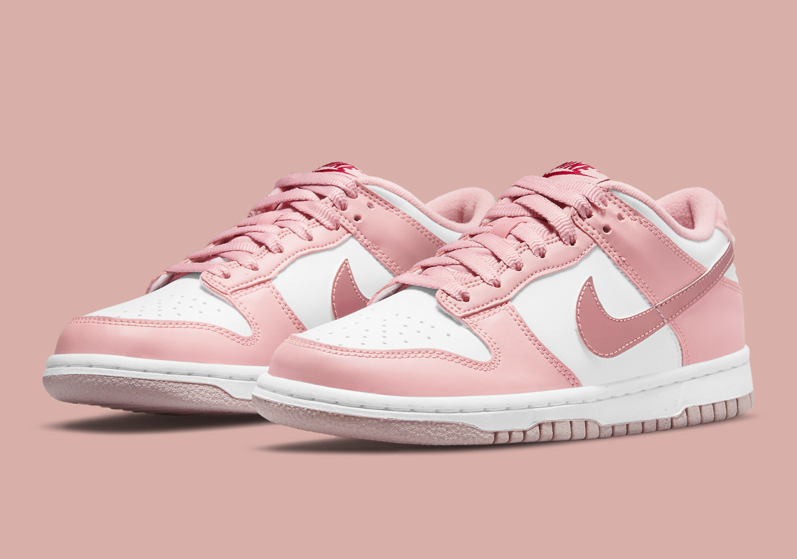 Nike Dunk Low GS ''Pink Velvet'' - DO6485-600