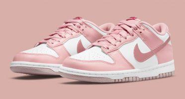 NikeDunk Low GS ''Pink Velvet''